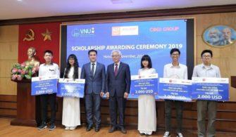 Thông tin học bổng ADF, Hàn Quốc 2020